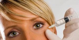Inyección de ácido hialurónico