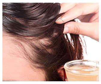 aceite de aguacate para el pelo rizado y encrespado