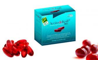 aceite de krill nko perlas capsulas