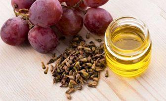 aceite de semillas de uvas