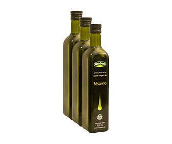 aceite de sesamo 500ml