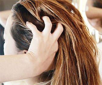 aceite de hiperico para el pelo