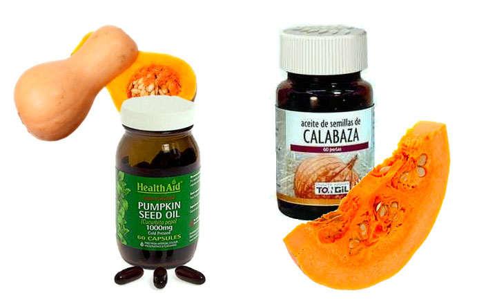 propiedades vaselina pepitas de calabaza