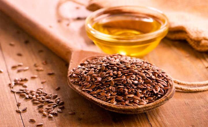 Aceite de lino para adelgazar