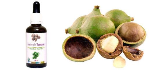 aceite de tamanu orgánico