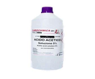 Ácido acético 5%