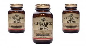 acido alfa lipoico solgar