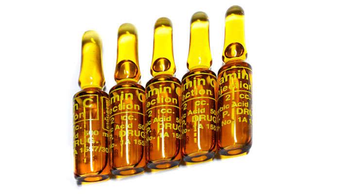 Para que sirve el ácido ascórbico