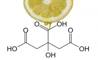 acido citrico usos