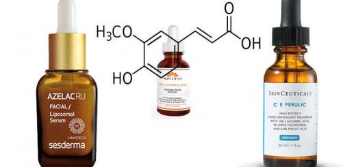 acido ferulico