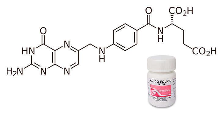 Que es el ácido fólico y para que sirve