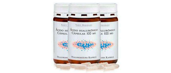 Comprar ácido hialurónico puro, en cápsulas y de farmacia