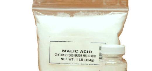 acido malico contraindicaciones