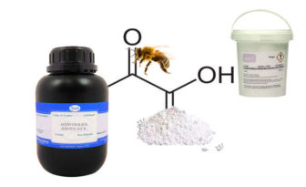 acido oxalico usos