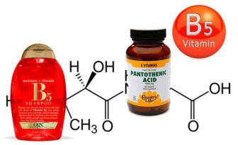 acido pantotenico beneficios