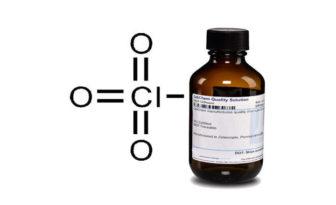 acido perclorico usos