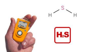 acido sulfhidrico propiedades