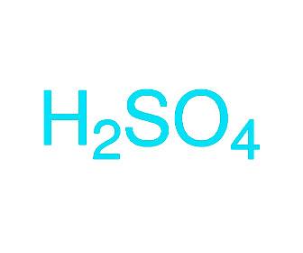 acido sulfurico formula