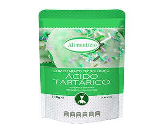 acido tartrico propiedades fisicas quimicas