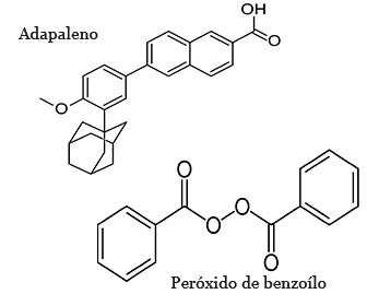 adapaleno y peroxido benzoilo