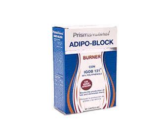 adipo-block-burner, propiedades y forma de empleo
