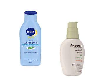 usar after sun o crema hidratante