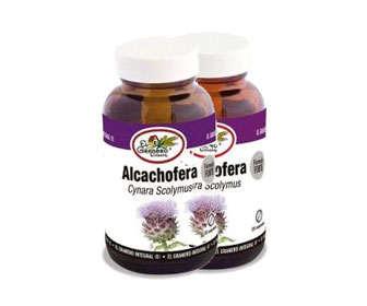 alcachofera en comprimidos