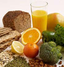 Alimentos con más cantidad de ácido fólico