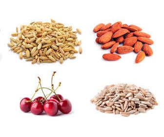 alimentos ricos en melatonina natural