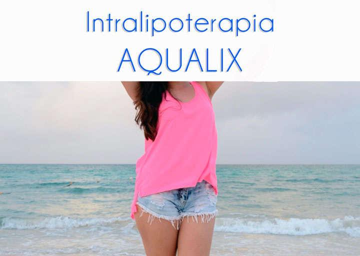 Aqualix, resultados de la intralipoterapia para reducir grasa