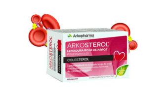 arkosterol 120 capsulas composicion