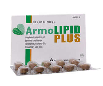 armolipid plus 60 comprimidos
