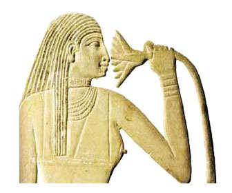 aroma-terapia egipcia