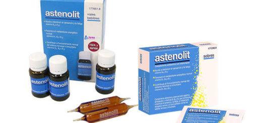 astenolit para que sirve y sus efectos secundarios y contraindicaciones