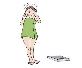 aumento peso por problemas con hormonas