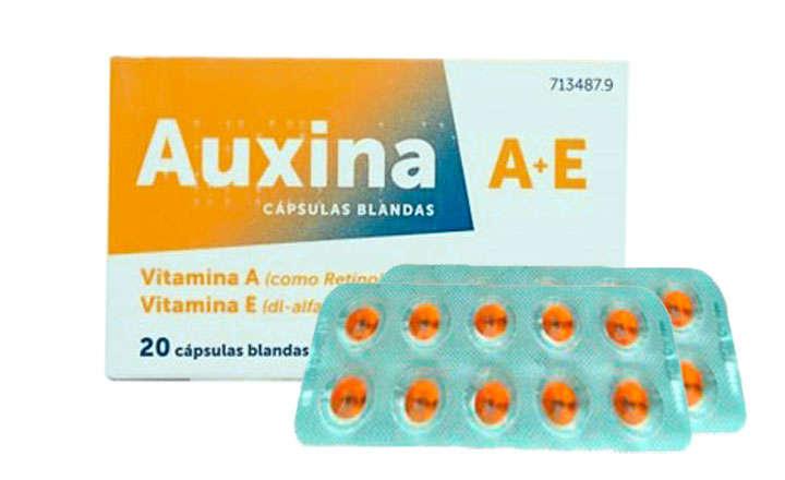 auxina a+e capsulas