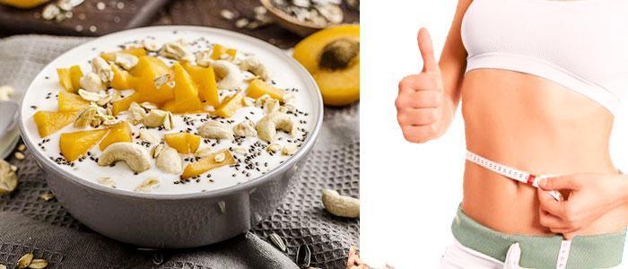 Beneficios de la dieta de avena para adelgazar y bajar de peso