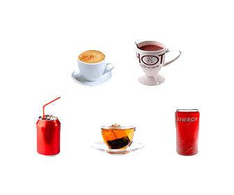 bebidas que contienen cafeina y hay dejar de tomar