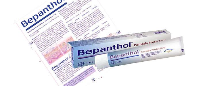 Imagen del prospecto de Bepanthol