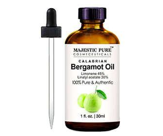 bergamota aceite