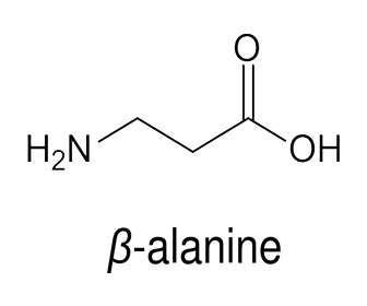 betaalanina estructura quimica