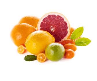 alimentos ricos en bio flavonoides