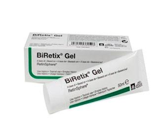 Cómo usar biretix gel