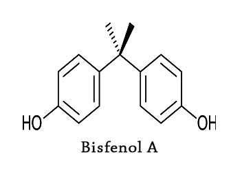 bisfenol a estructura efectos