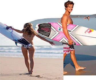 bloqueador solar surfistas