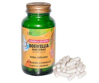 boswellia serrata capsulas