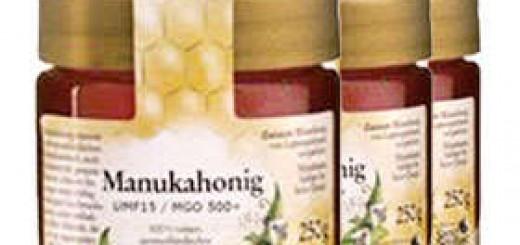 botes de miel de manuka