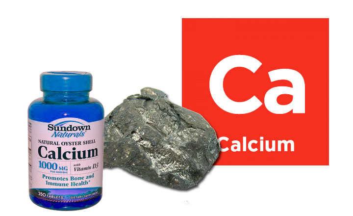 Funciones del calcio y usos para la salud