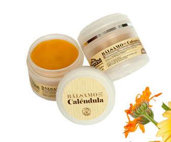 Beneficios de caléndula en pomada y crema