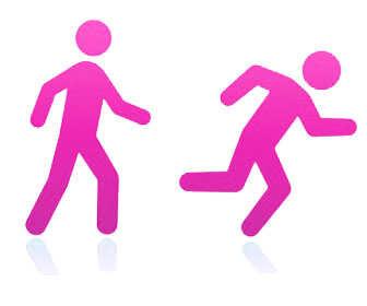 Qué es mejor Caminar o Correr para adelgazar y quemar grasa